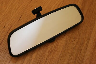 Porsche 944 951 968 turbo S2 rear view mirror and mounting button