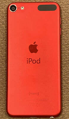 Apple iPod Touch 6th Generation Red (32GB)