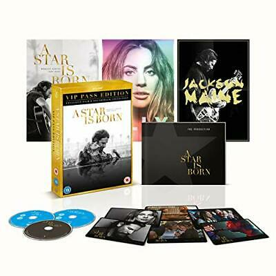 Star Is Born (Vip Pass Se + Cd (Bd/S) (UK IMPORT) DVD NEW