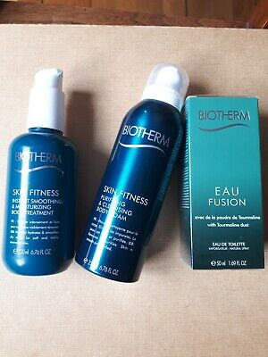 Lot 3 Soins Biotherm