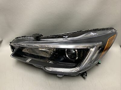 2018 2019 Subaru Legacy Outback Left Lh Driver Side Halogen Headlight Oem