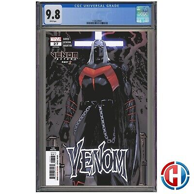 WEB OF VENOM WRAITH  CGC 9.8 Guaranteed PRESALE 9//9//20 Marvel Comics RYP VAR