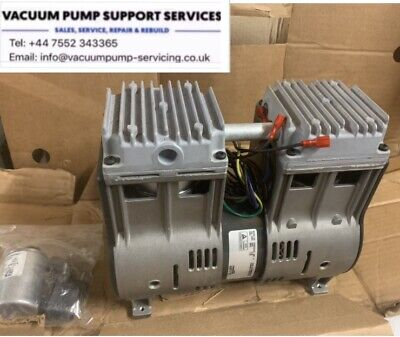 NEW IN BOX Thomas Gardner Denver Dry Vacuum Pump / Compressor- £375 Inc VAT. KNF
