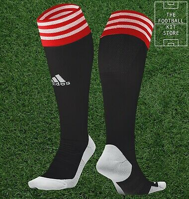 adidas Football Socks Black - adisock Footy / Soccer adi sock - Youth / Adult