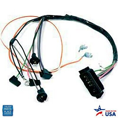 1968 Camaro Center Console Wiring Harness Automatic Transmission Gauges Ss Rs 76 50 Picclick