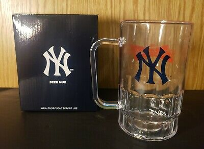New Exclusive Budweiser Yankees Baseball Figural Topper For Tap Handle