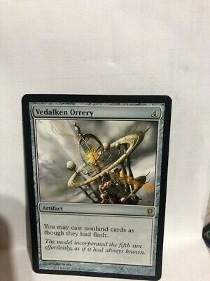 1x Vedalken Orrery mtg NM Fifth Dawn//Conspiracy WITH TRACKING