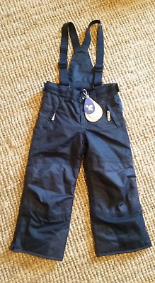 Muddy Puddles Blue Salopettes Skii Trousers