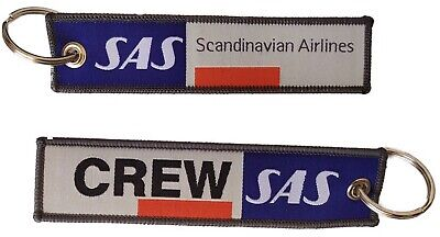 Keychain Keyrings Keyholder tags Airbus Boeing Fly a320 a330 SAS Scandinavian