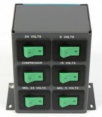 Voltage Selector 120V/Power Dist 6705237 for Beckman Coulter Epics XL Cytometer