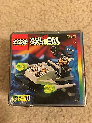 Lego 6816 Space UFO Alien Cyber Blaster Rare 1997 100/% Complete with Manual