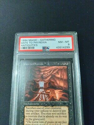 MTG 1x Gate to Phyrexia NM RESERVED LIST Magic Antiquities Legacy RL EDH x1