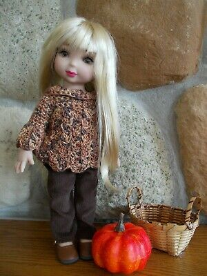 CAMEL cords for Patsy by Pink Heart Toggery
