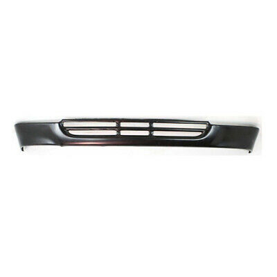CPP Black Front Air Dam Deflector Valance Apron for 89-91 Toyota Pickup TO1095164