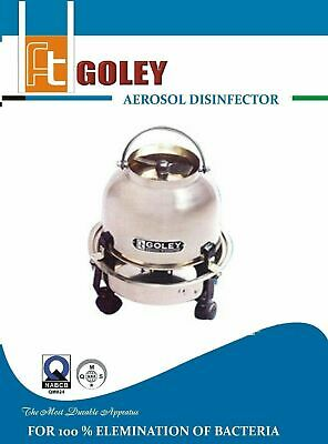 GOLEY AEROSOL DISINFECTOR HUMIDIFIER FUMIGATOR 5Litres For OT , Laboratory