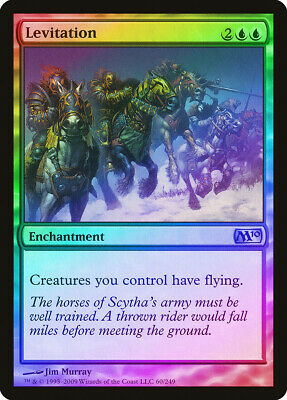 M//NM MTG Magic M10 Magic 2010 Warp World
