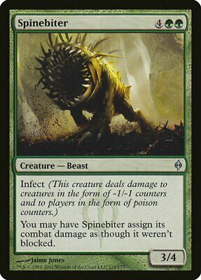 Dispatch FOIL New Phyrexia PLD White Uncommon MAGIC GATHERING CARD ABUGames