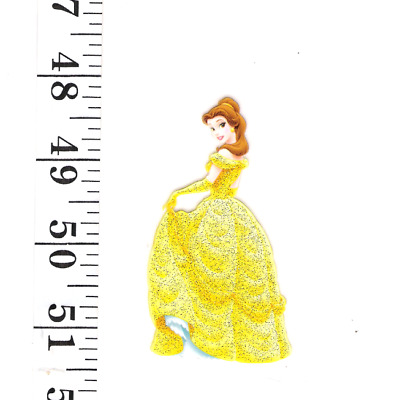 Beauty and The Beast  iron on transfer 5x8