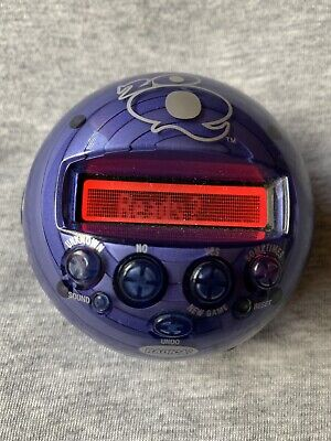 20 Questions Electronic Handheld Game RED or BLUE Radica 20Q
