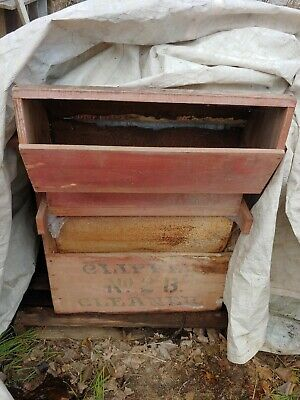 Antique A.T. Ferrell Clipper Model 2B Grain / Seed Cleaner LOCAL PICKUP