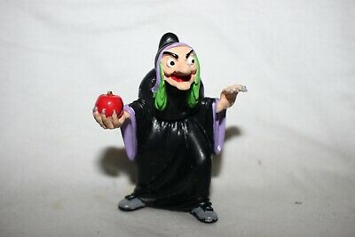 Disney/'s Snow White and the Seven Dwarves Wicked Witch BULLYLAND 12485
