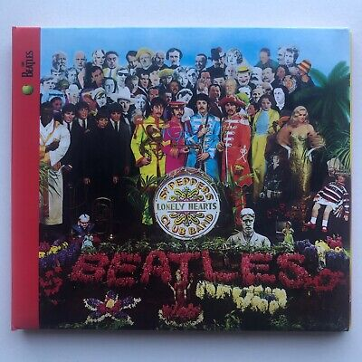 The Beatles - Sgt. Pepper's Lonely Hearts Club Band (2009 CD Remaster)