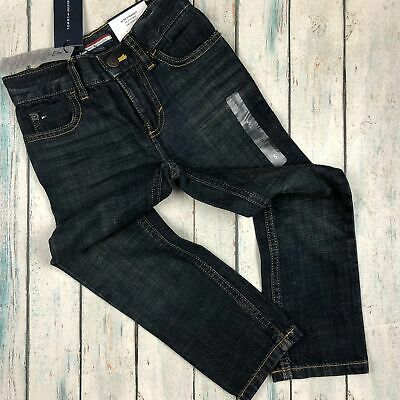 NWT - Tommy Hilfiger Slim Straight Jeans- Size 5