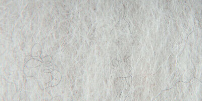 """Wistyria Editions Wool Roving 12"""" .22oz-Light Gray"""