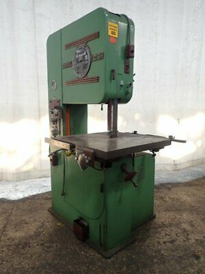 "Doall 26 Doall 26 Vertical Band Saw 26"" X 9""  30"" X 30"" Table 09201500007"
