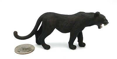 Schleich Adult BLACK PANTHER Animal Figure 2012 Retired 14688
