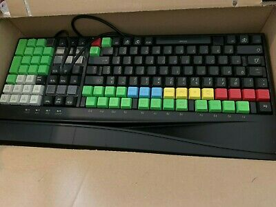 PrehKeyTec MCI 3100 Point of Sale  Keyboard and Card Reader