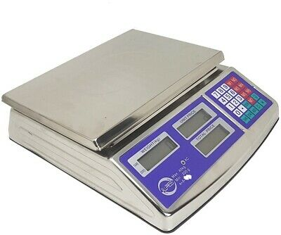 Reconditioned Scales Professional 5 Gr With Flat Stainless Steel Length Tour