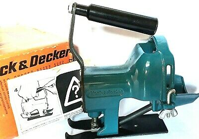 BLACK and DECKER ATTACHMENT D 986 converts your DRILL to a JIG SAW VGC