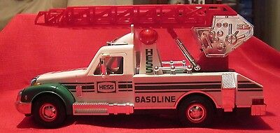 1994 Hess Toy Rescue Truck Light and Sound