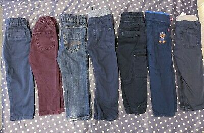 Boys Jeans/Trousers Bundle 2-3 Years.    (bn03)