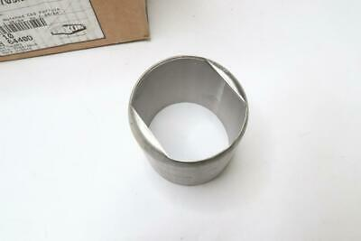 Dixon 304 Stainless Steel Notched Ferrule for Hose 2 GAS2709NO