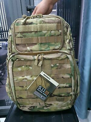 Rush 12 Tac OD New With Tags 5.11 Tactical Rush 12 Backpack Tac OD