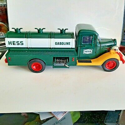 1980 Hess 1st Hess Truck Toy Bank