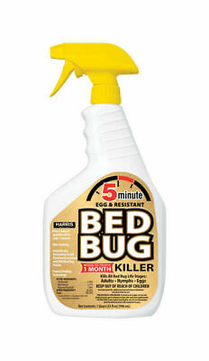 Harris 32oz Ready to Use Bed Bug Spray.