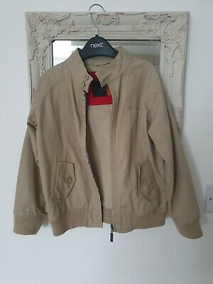 Ben Sherman Lightweight Jacket Boys Size 5-6
