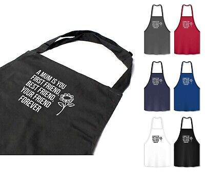 Mothers Day Gifts Apron Chef Cooking Baking Embroidered Gift 93