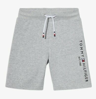 Boys Tommy Hilfiger Shorts.100%Authentic.New.Get Summer Ready.Grey. Age 10