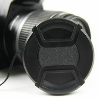 43mm Snap-On Front Lens Cap Cover tector w/ cord For Camera CL hot U0J9