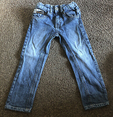 Ben Sherman 3-4 Years Jeans Adjustable Waist