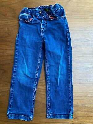 Used - Boys Blue Baker by Ted Baker Jeans age 4 - 5 years old