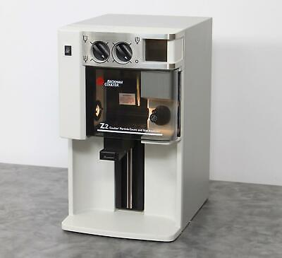 Beckman Coulter Z2 Particle Counter & Size Analyzer