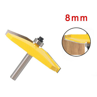 Bevel edge Router Bit Milling Cutter Raised Panel Woodworking Tool Woodwork New