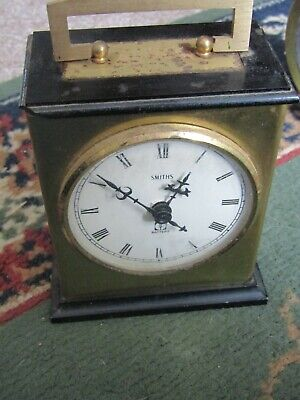Early Vintage Battery clock by Smiths in good working order