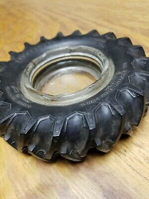 Vintage firestone tire ashtray