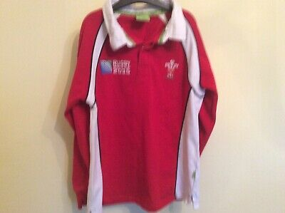 Boys Girls Unisex Rugby World Cup Sweatshirt Top XLB 8-9?